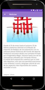 Noticia detallada App ECO Maristas Badajoz